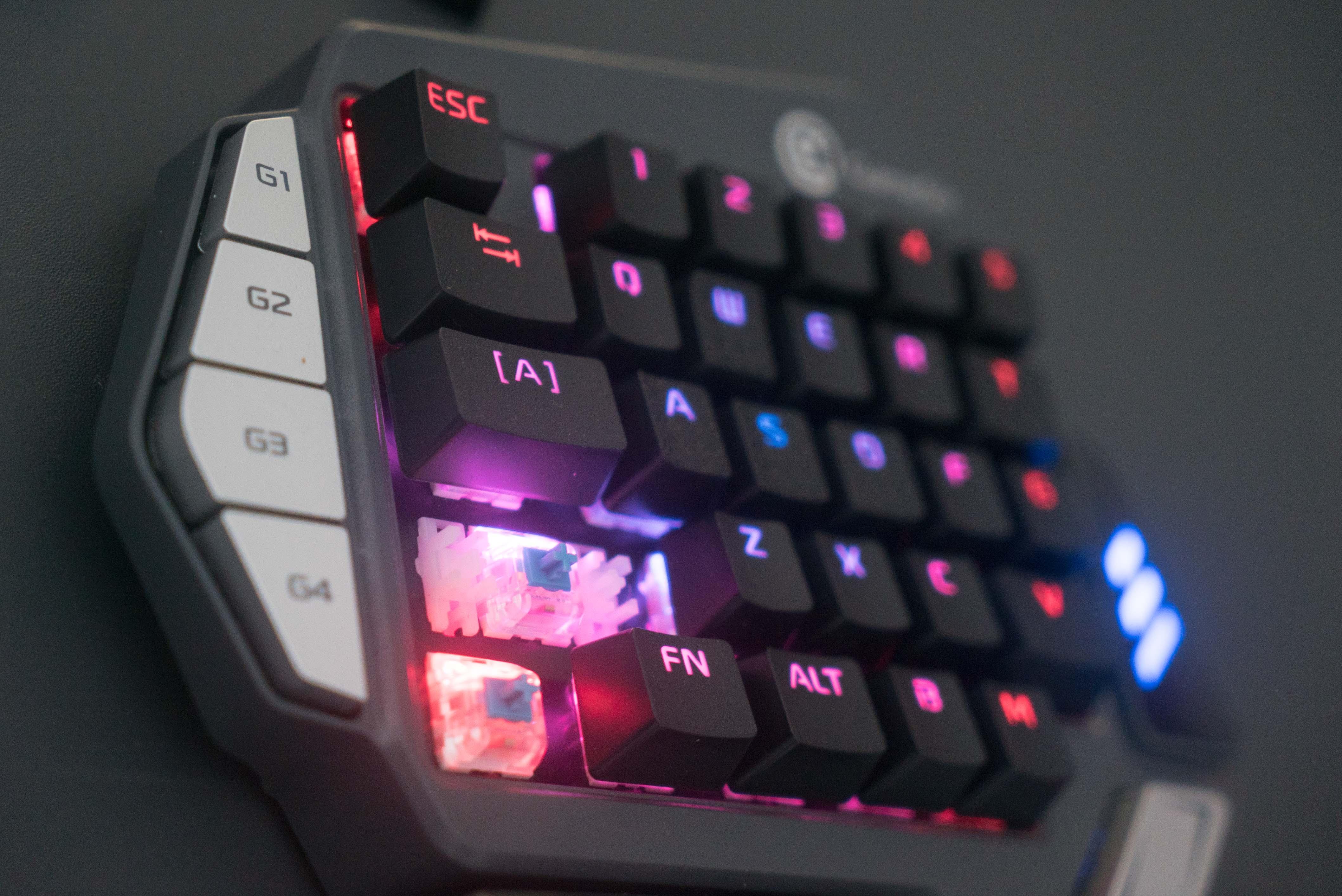 Gamesir's Z1 Keypad by CJ Wang