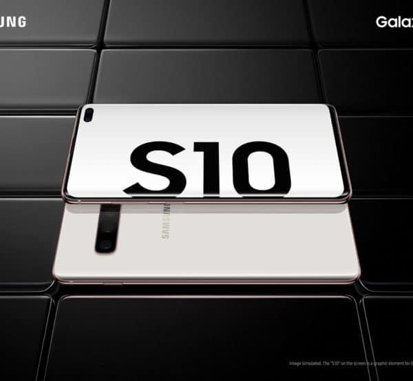 GalaxyS10 via Samsung