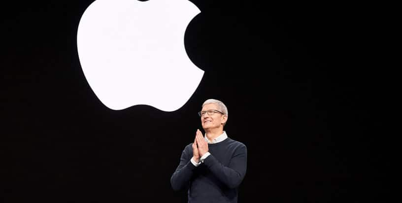 Apple Tim_Cook announces a new line of media productApple Tim_Cook announces a new line of media product