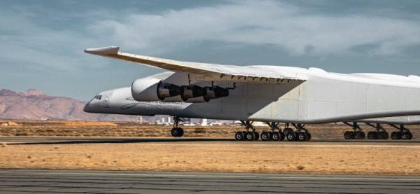 Stratolaunch ready for take off