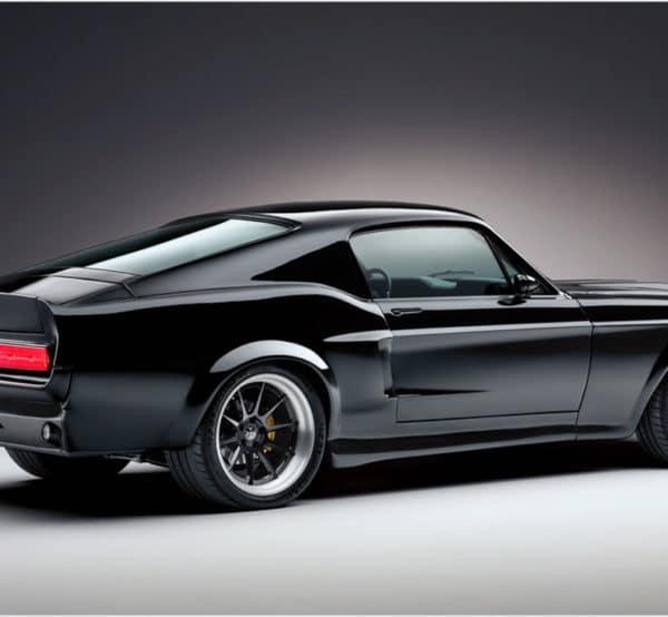 Charge Mustang via Charge