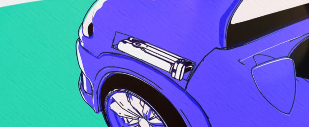 Hyundai Scooter