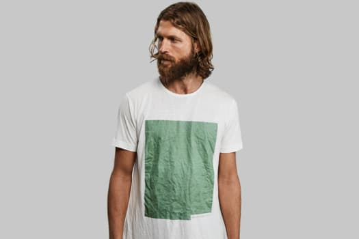 Vollebak's biodegradable T-shirt