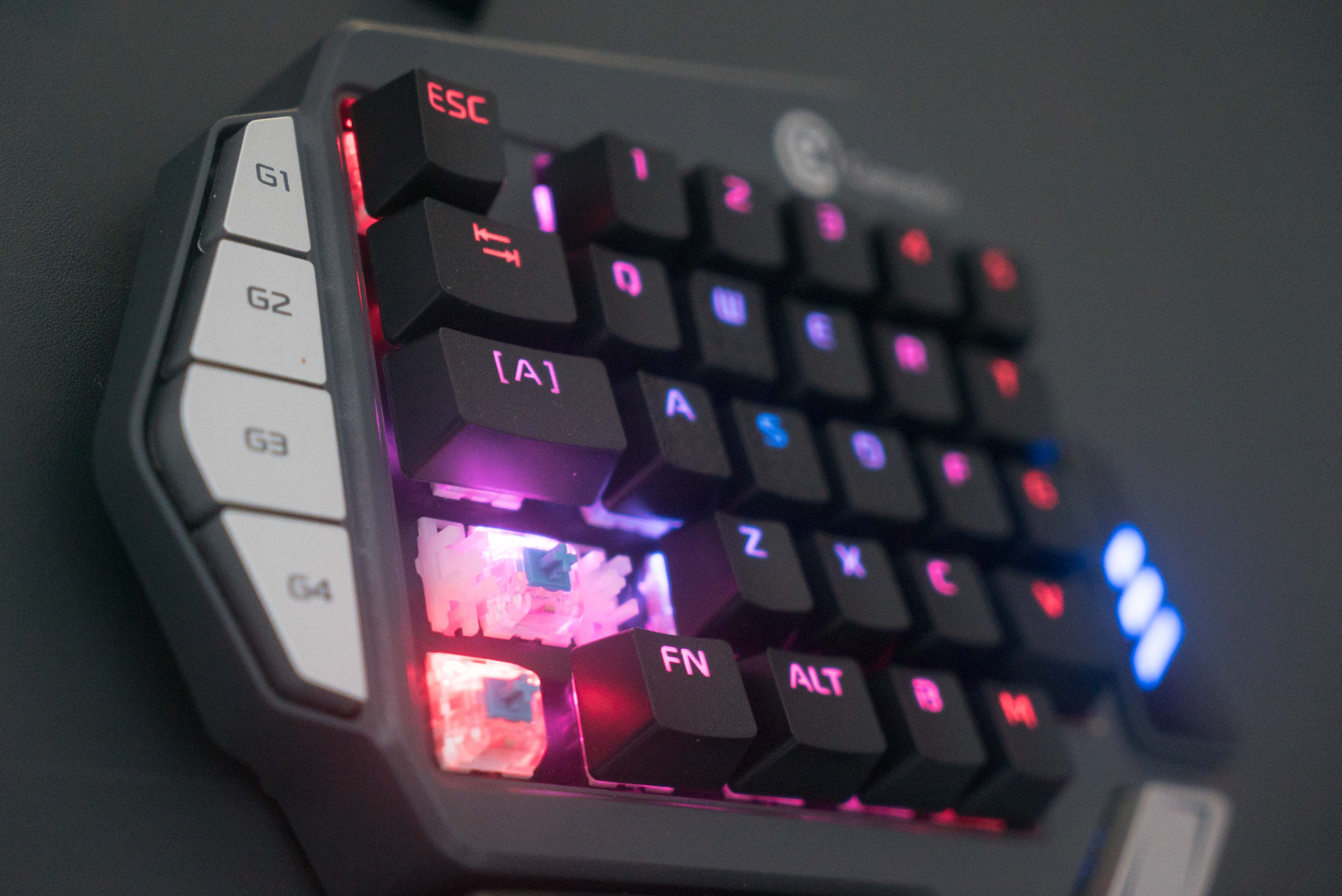 Gamesir's Z1 Keypad by CJ Wang