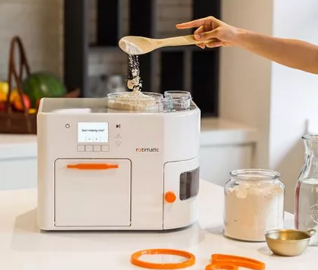 Rotimatic flat bread maker