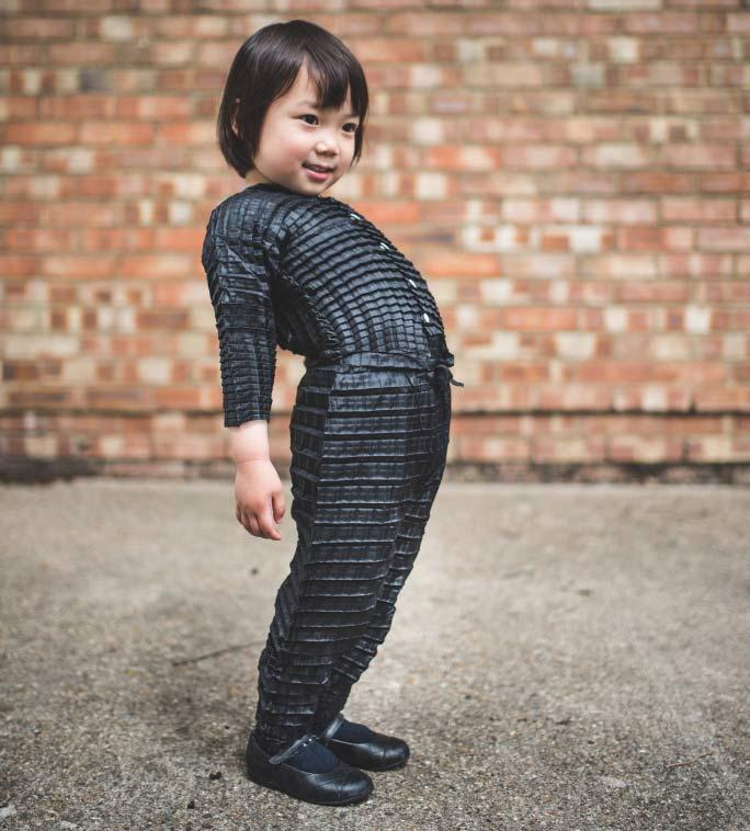 Petit Pli expandable clothing