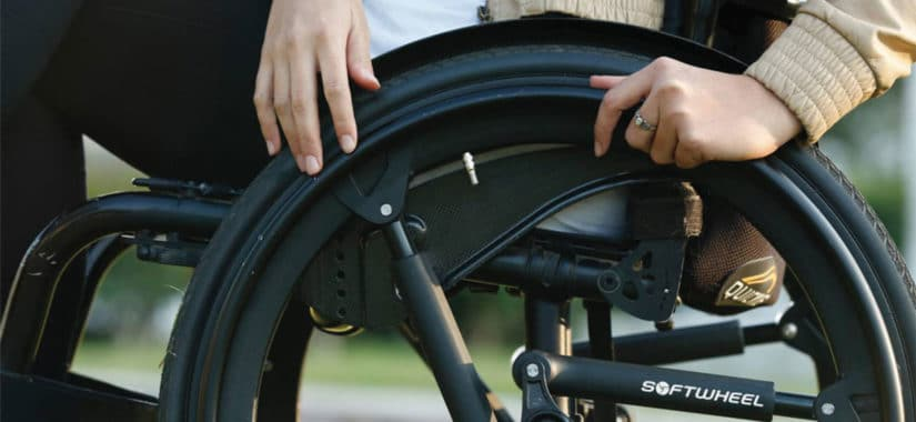 softwheel-wheelchair-users