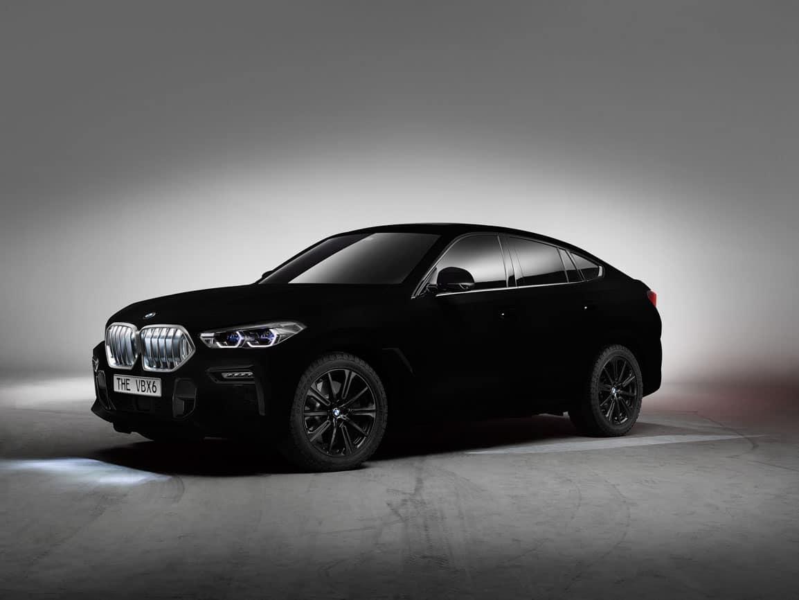 BMW Vantablack